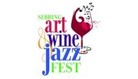 Sebring Art, Wine & Jazz Festival Announced for November