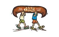 September 1st: 2018 Dirty Dozen Canoe Run!