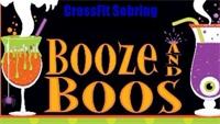 Crossfit Sebring's Booze & Boos Halloween Bash! (Oct. 26)