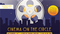 "FREE Movie at the Park with ""Cinema on the Circle"" (Oct. 12)"