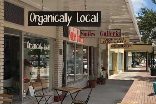 Organically Local