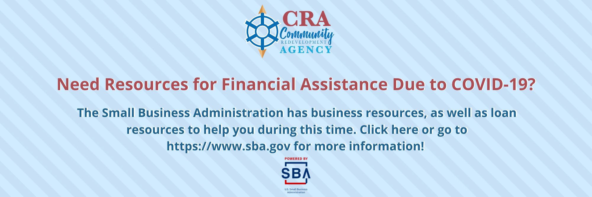Need Resources for Financial Assistance Due to COVID-19?